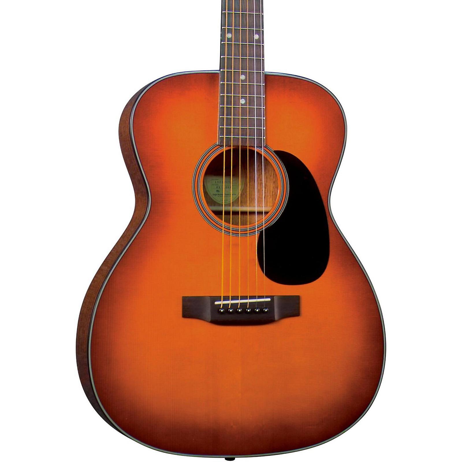 Open Box Blueridge BR-43AS Adirondack Top Craftsman Series 000 Acoustic Guitar
