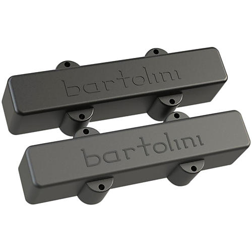 Open Box Bartolini BRP59CBJD_L1/LN1 Classic Jbass Dual Coil Deep Tone Long/Long 5-String Bass Pickup set