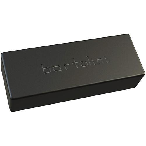 Open Box Bartolini BRPCF5CBC-B Classic Bass CF Soapbar Dual Coil Neck 5-String Bass Pickup