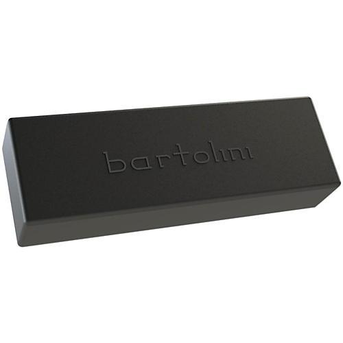 Open Box Bartolini BRPXXM55M-B Original M5 Soapbar Split Coil Neck 5-String Bass Pickup