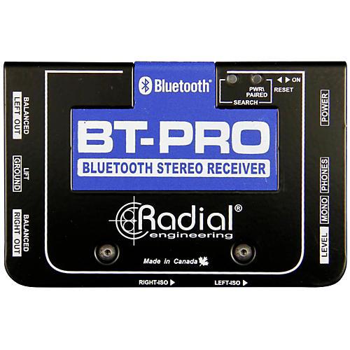 Open Box Radial Engineering BT-Pro Bluetooth Direct Box