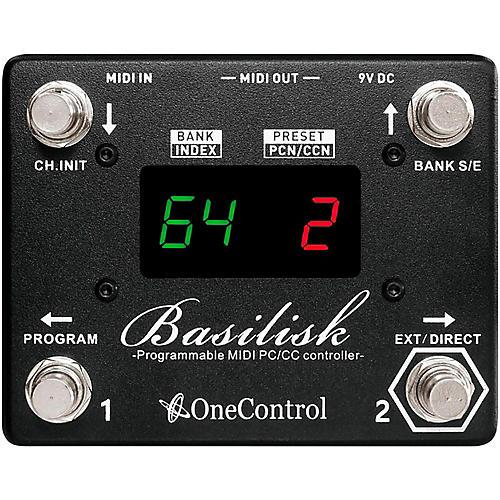 Open Box One Control Basilisk Programmable MIDI Controller