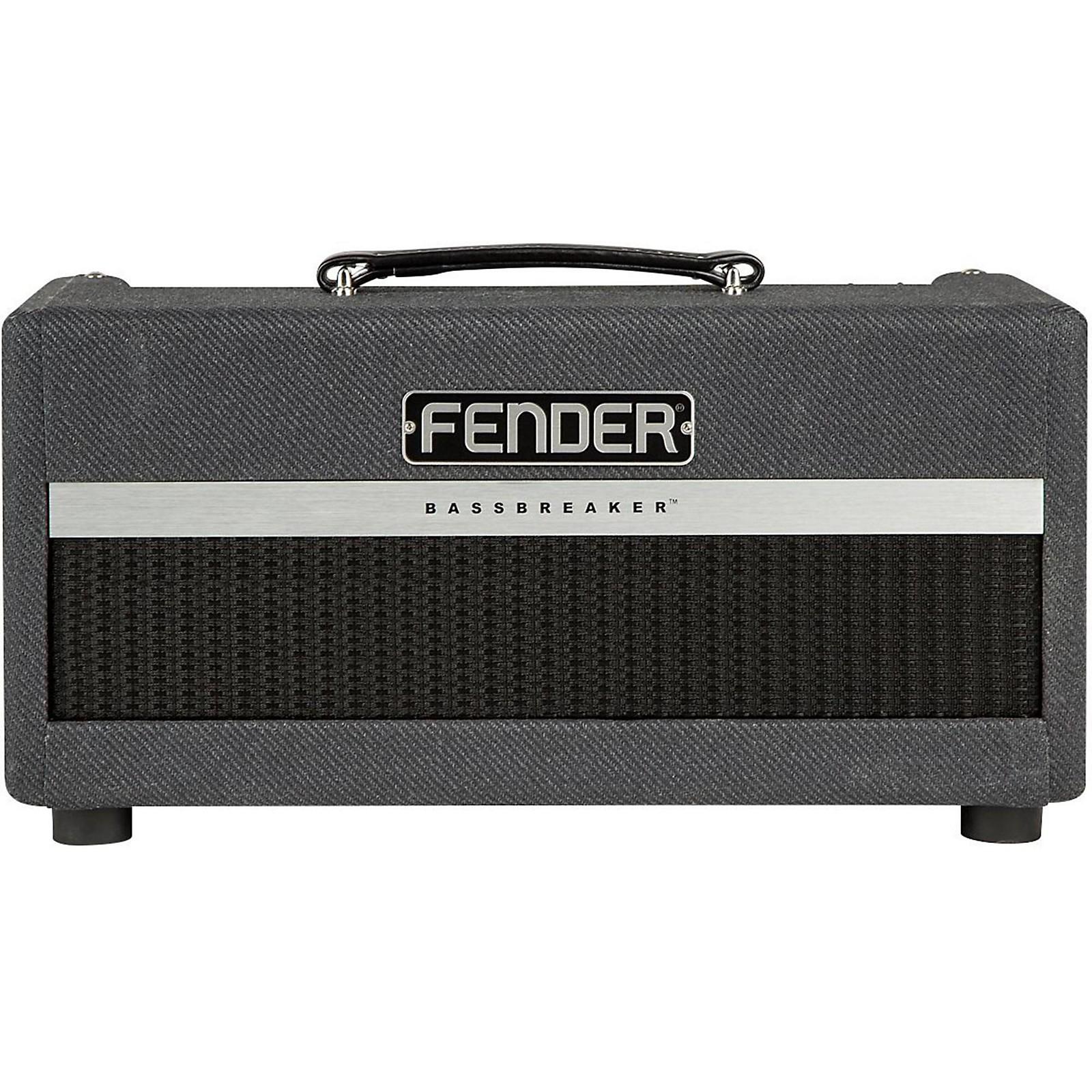 Open Box Fender Bassbreaker 15W Tube Guitar Amp Head