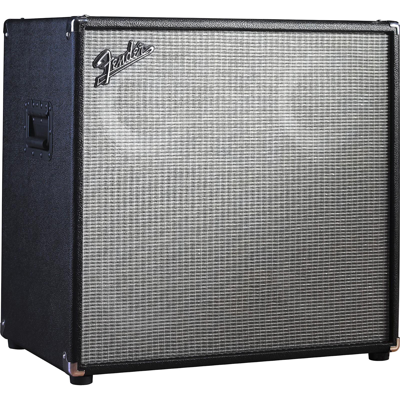 Open Box Fender Bassman Pro 410 4x10 Neo Bass Speaker Cabinet