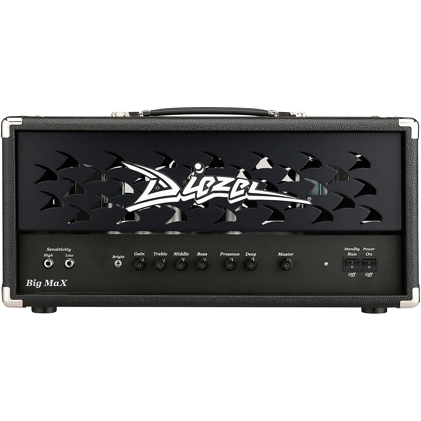 Open Box Diezel Big Max 45W Tube Guitar Amp Head