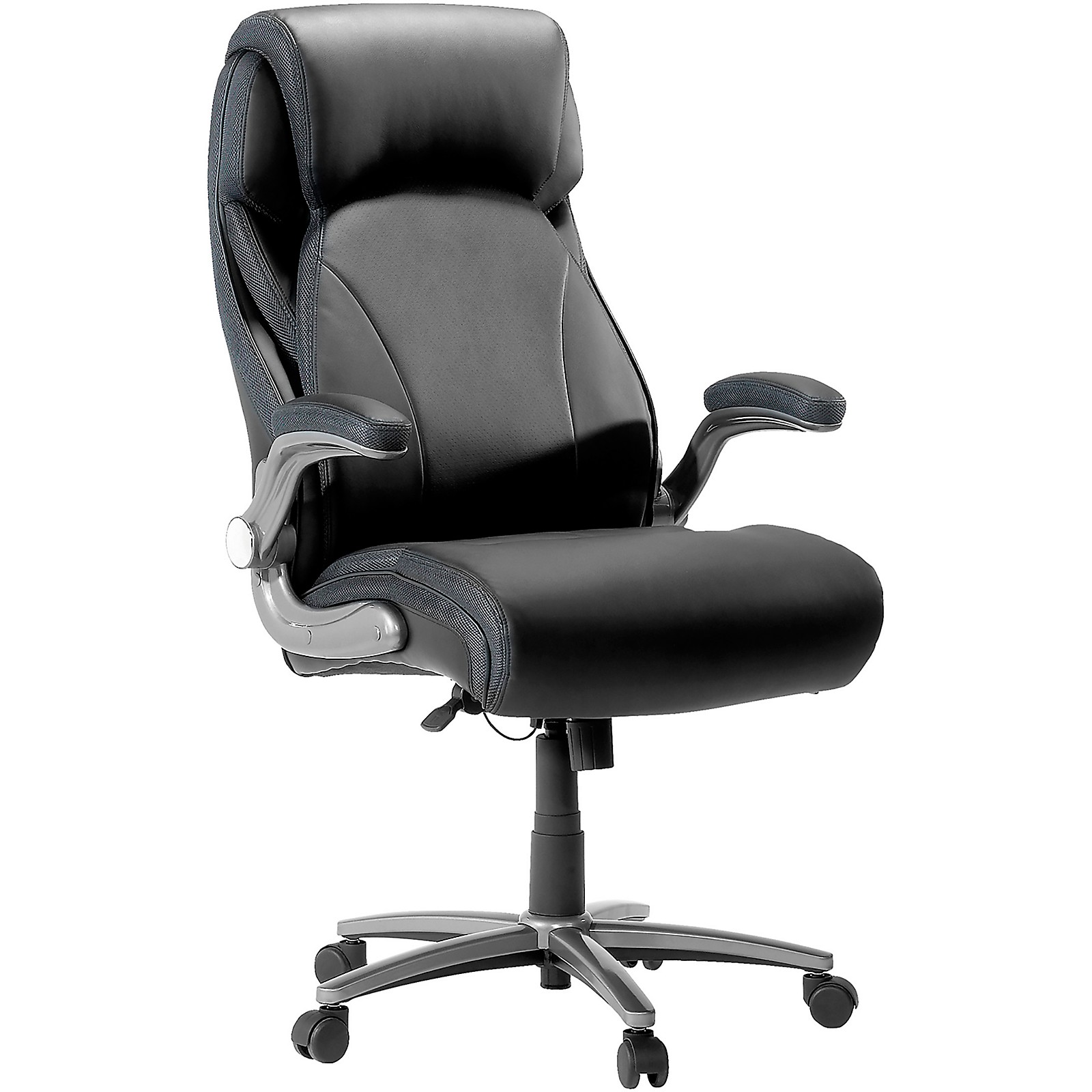 Open Box SAUDER WOODWORKING CO. Big & Tall Office Chair Black