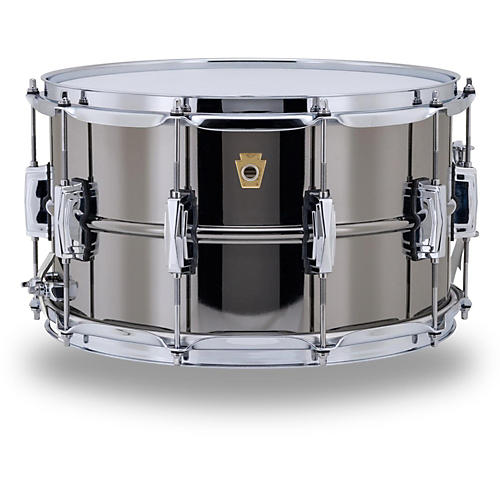 Open Box Ludwig Black Beauty Snare Drum 14 x 8 in.
