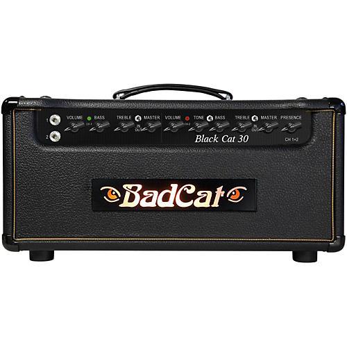 Open Box Bad Cat Black Cat 30W Guitar Head