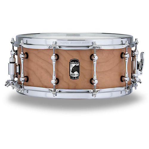 Open Box Mapex Black Panther Design Lab Cherry Bomb Snare Drum