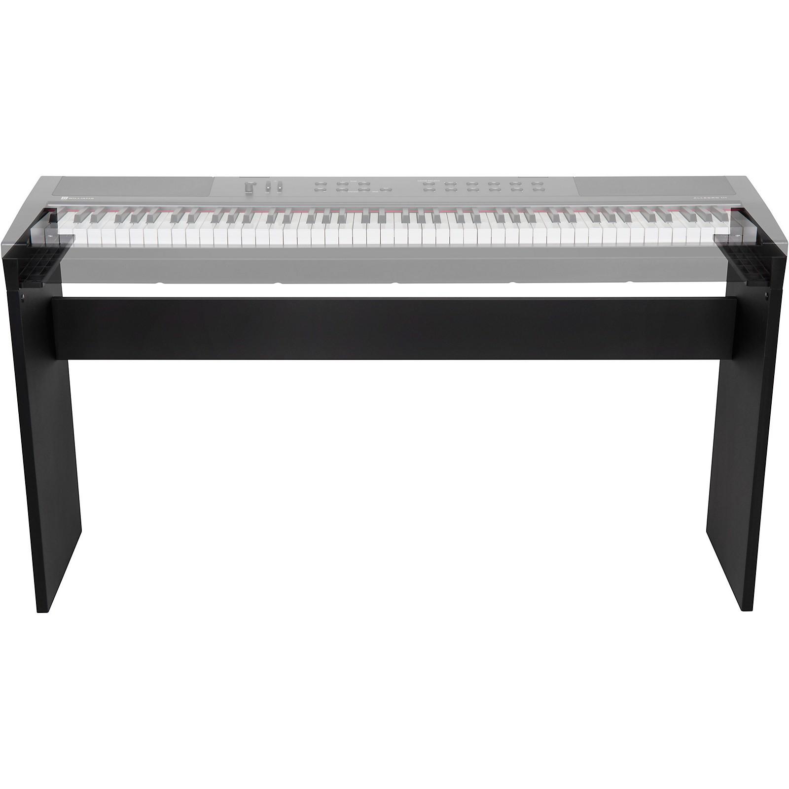 Open Box Williams Black Stand for Williams Allegro 2 Plus & Allegro lll Digital Piano