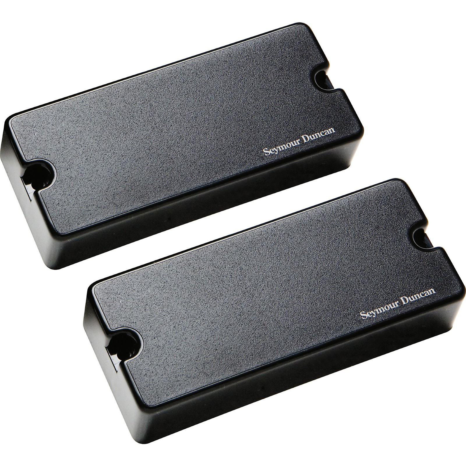 Open Box Seymour Duncan Blackouts AHB-1s 7-String Phase II Active Humbucker neck & bridge set