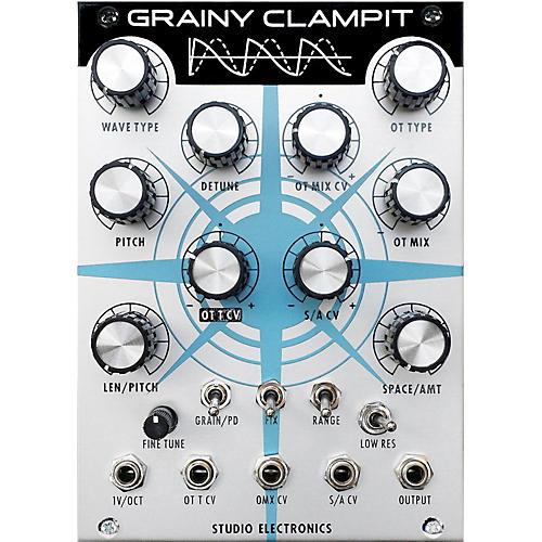 Open Box Studio Electronics Boomstar Modular Grainy Clampit