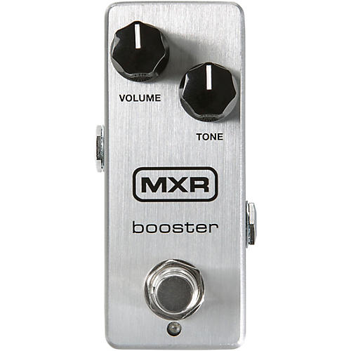 Open Box MXR Booster Mini Effects Pedal