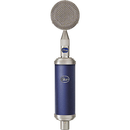 Open Box BLUE Bottle Rocket Stage One Condenser Microphone