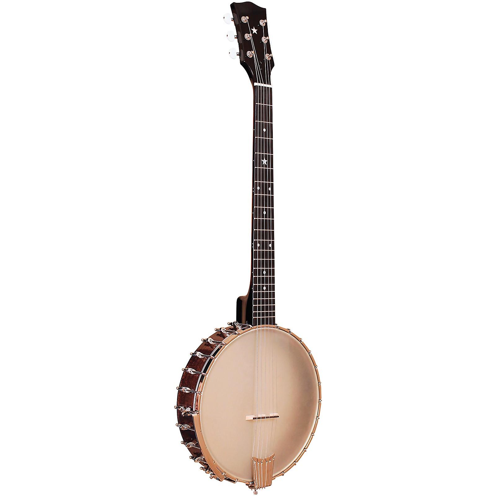 Open Box Gold Tone Bt-2000 6-String Banjitar