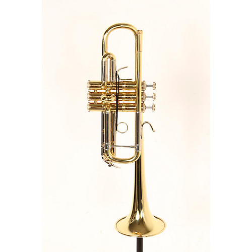 Open Box Bach C180 Stradivarius Series Professional C Trumpet