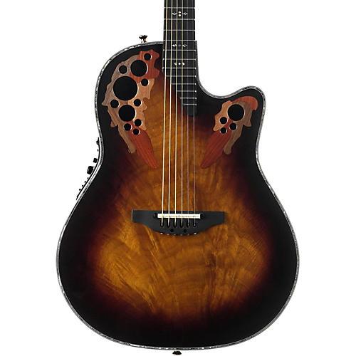 Open Box Ovation C2078AXP Elite Plus Contour Acoustic-Electric Guitar
