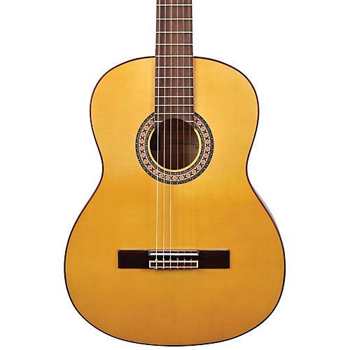 Open Box Manuel Rodriguez C3FLAM Nylon-String Flamenco Acoustic Guitar