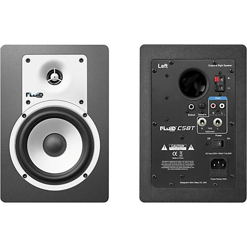 Open Box Fluid Audio C5BT 5