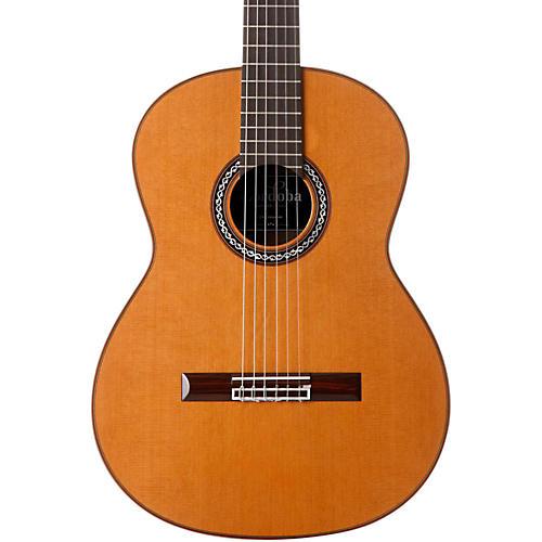 Open Box Cordoba C9 Crossover Nylon String Acoustic Guitar