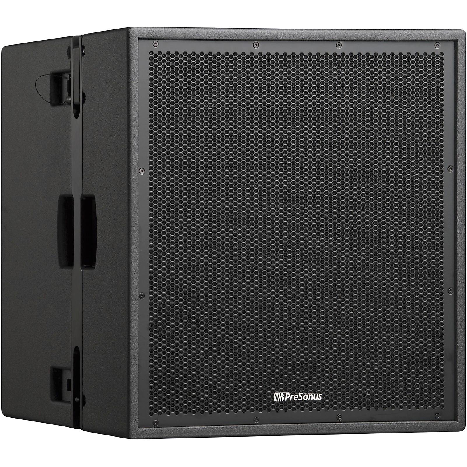 Open Box PreSonus CDL18s Dante-Enabled 18