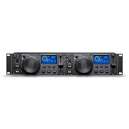 Open Box Gemini CDX-2250i Dual CD Player