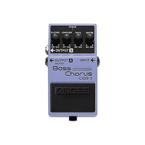 Open Box Boss CEB-3 Bass Chorus