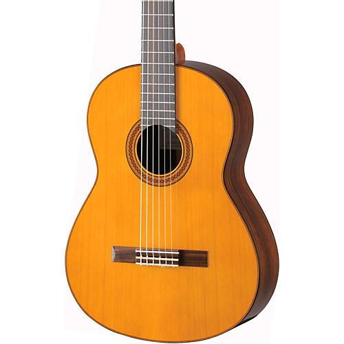Open Box Yamaha CG182C Cedar Top Classical Guitar