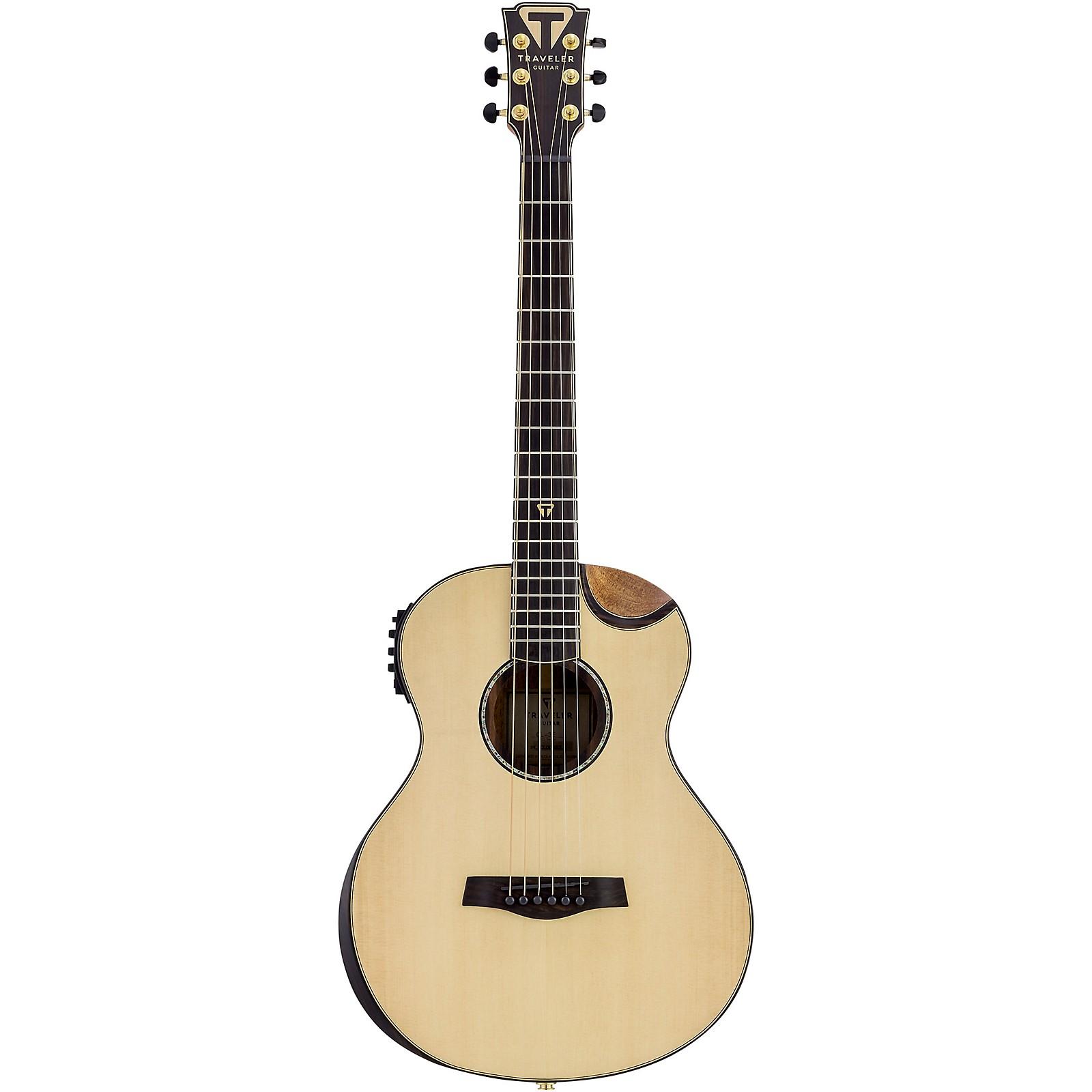 Open Box Traveler Guitar CL-3E Compact Acoustic-Electric Guitar