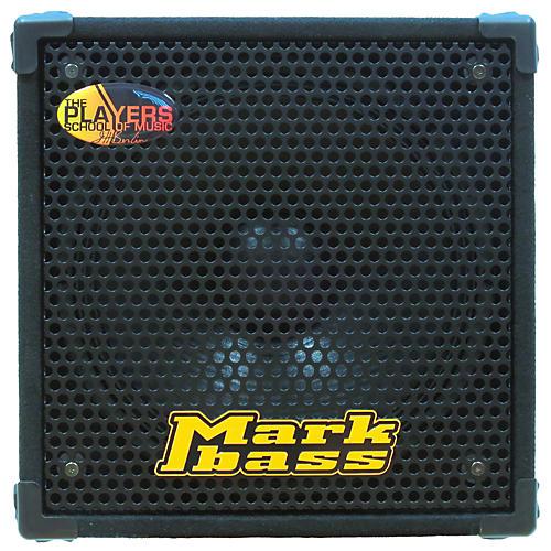 Open Box Markbass CMD JB Players School 200W 1x15 Bass Combo Amp