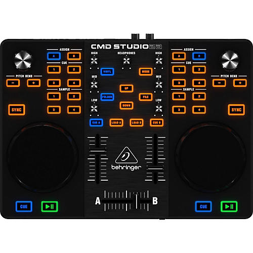 Open Box Behringer CMD Studio 2A DJ Controller