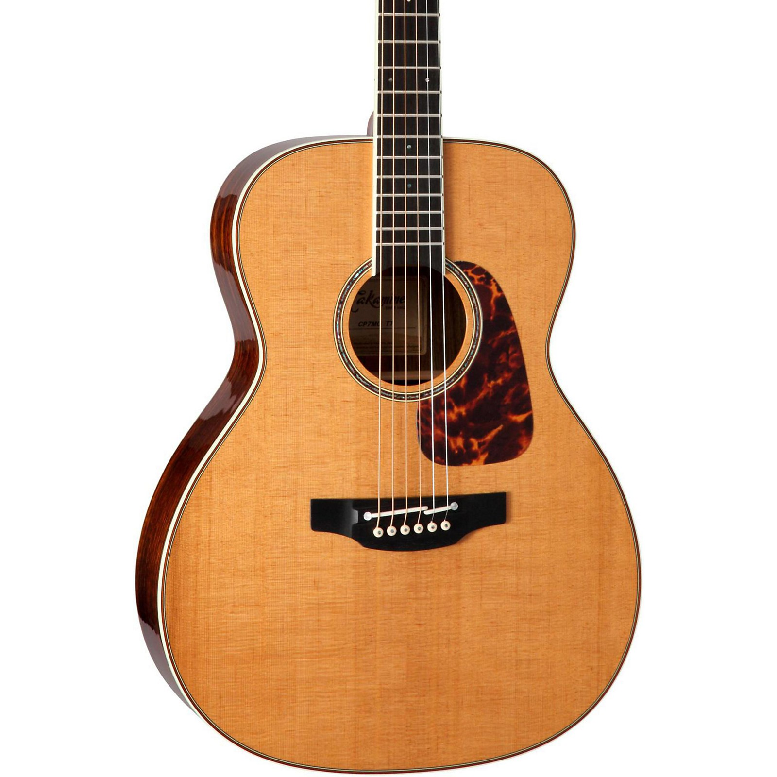 Open Box Takamine CP7MO Thermal Top Acoustic Guitar