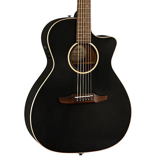 Open Box Fender California Newporter Special Acoustic-Electric Guitar