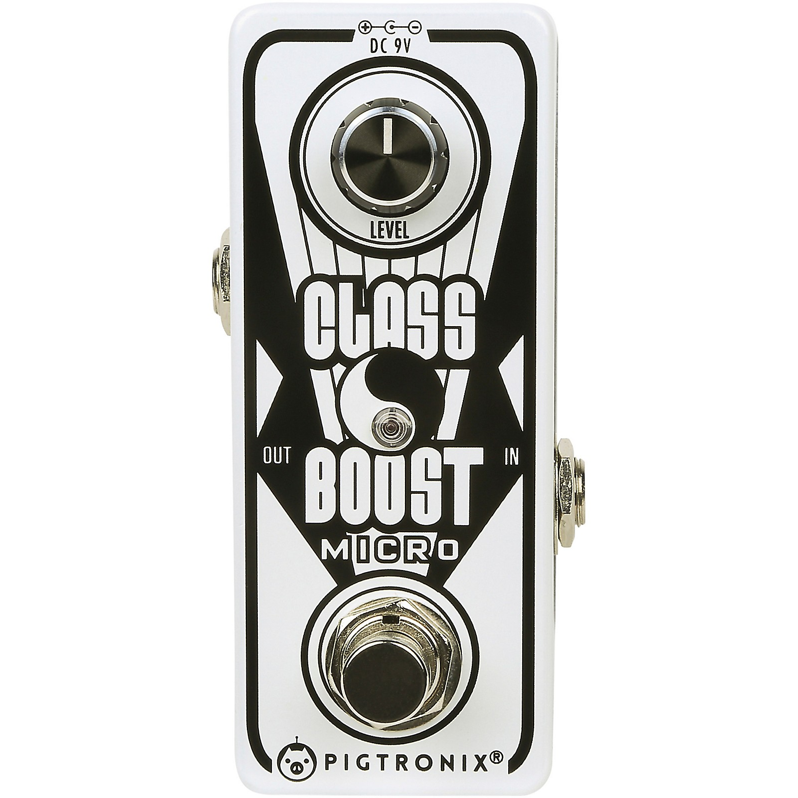 Open Box Pigtronix Class A Boost Micro Effects Pedal