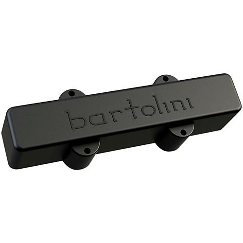 Open Box Bartolini BRP74X45CBJD_B1/T1 Classic X4 Soapbar Dual Coil 5-String Bass Pickup Set