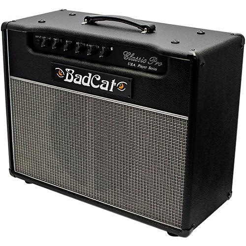 Open Box Bad Cat Classic Pro 20R USA Player Series 20W 1x12 Guitar Combo Amp