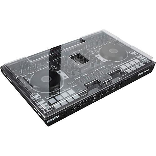Open Box Decksaver Clear Polycarbonate Protective Cover for Roland DJ-808 Controller