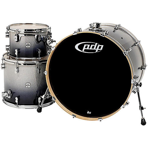 Open Box PDP by DW Concept Maple 3-Piece Shell Pack with 24