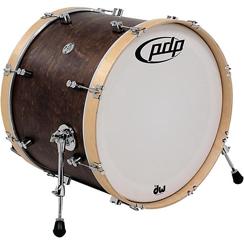 Open Box PDP by DW Concept Series Classic Wood Hoop Bass Drum