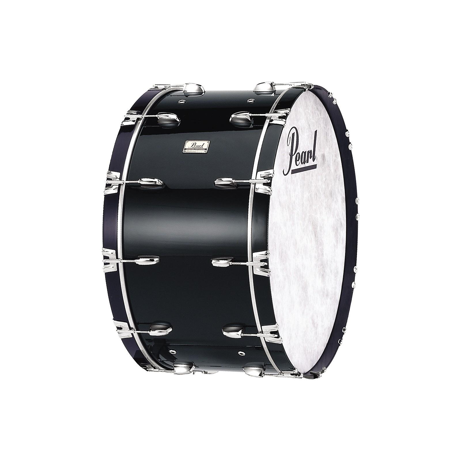 Open Box Pearl Concert Bass Drum
