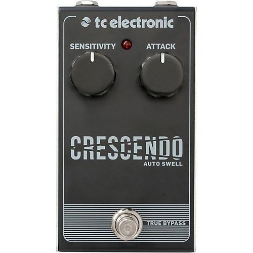 Open Box TC Electronic Crescendo Auto Swell Effects Pedal
