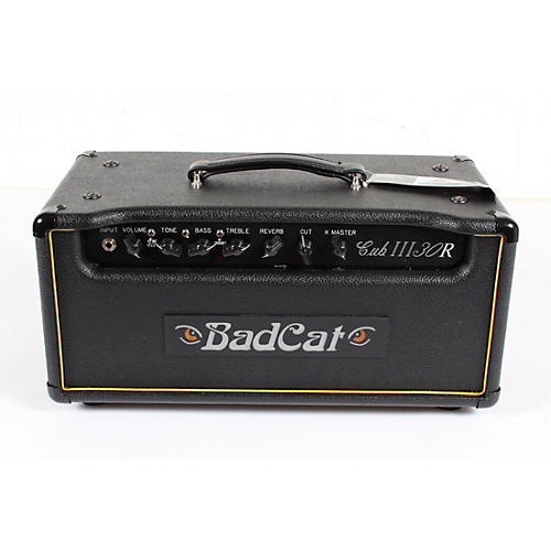Open Box Bad Cat Cub III 30W Guitar Head with Reverb