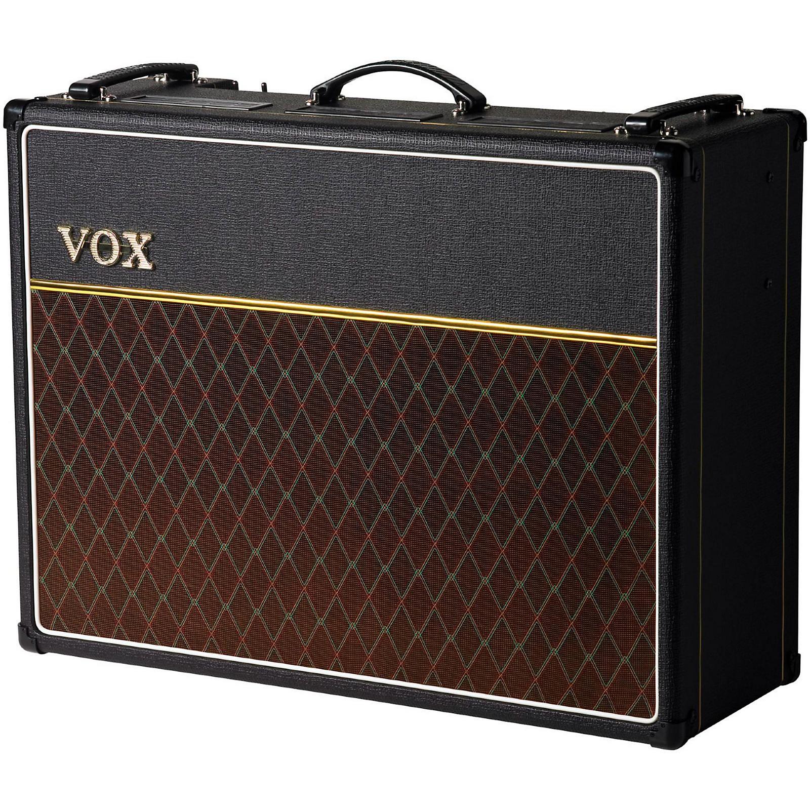 Open Box Vox Custom AC30C2X 30W 2x12 Tube Guitar Combo Amp