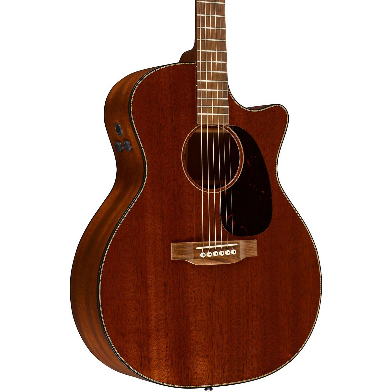 Open Box Martin Custom GPC-15M Acoustic-Electric Guitar
