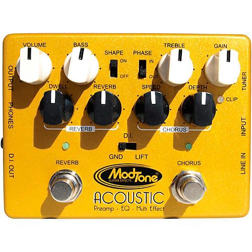 Open Box Modtone Custom Line Acoustic Preamp Pedal