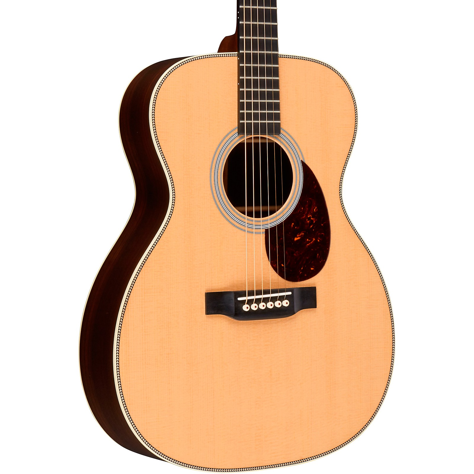 Open Box Martin Special 28 Style Orchestra Model VTS Acoustic Guitar