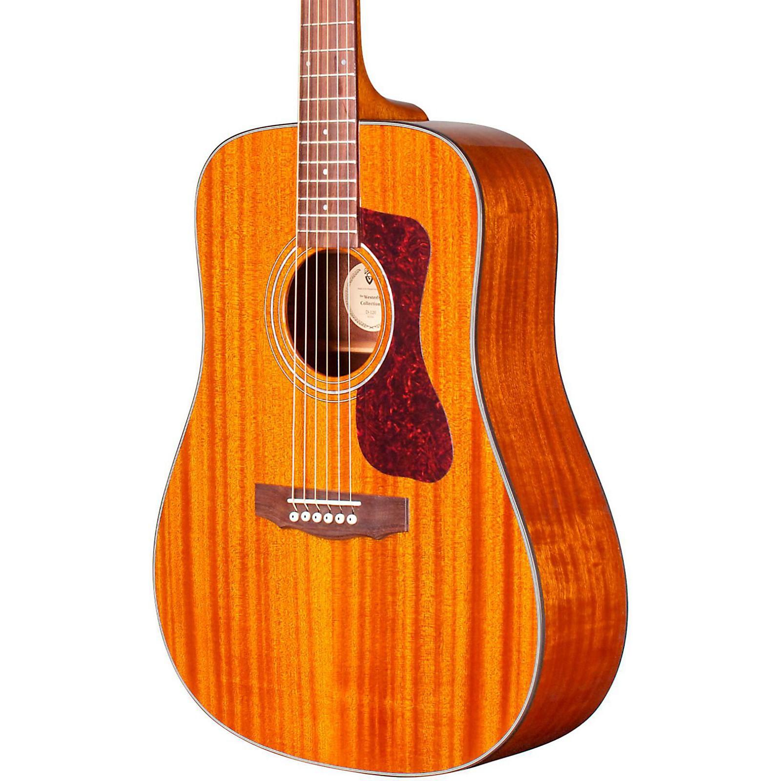 Open Box Guild D-120 Acoustic Guitar