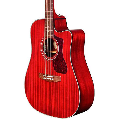 Open Box Guild D-120CE Acoustic-Electric Guitar