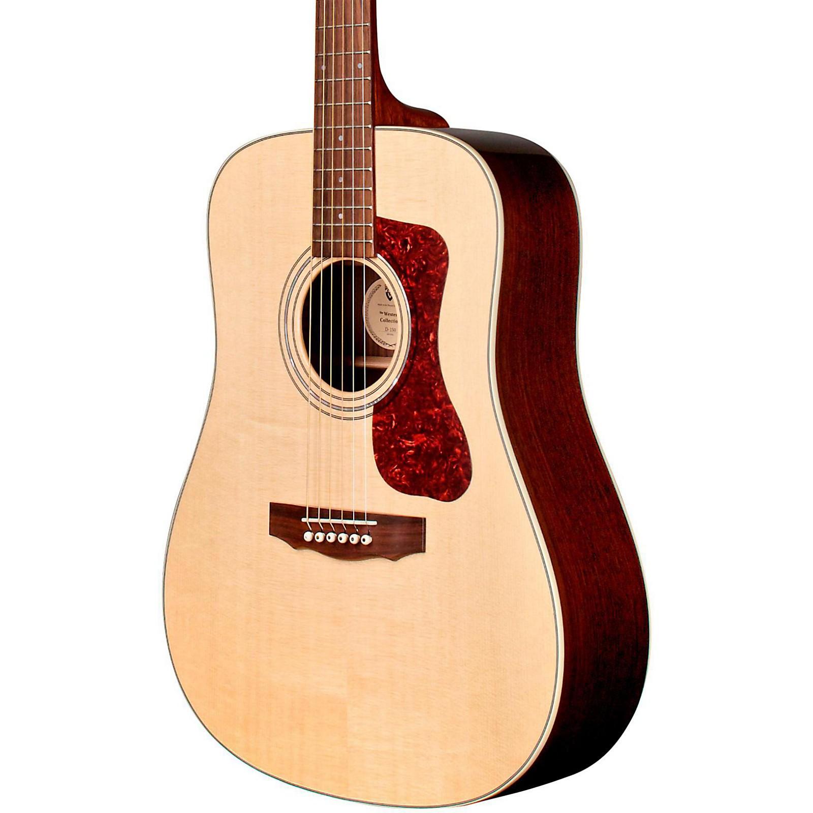 Open Box Guild D-150 Acoustic Guitar