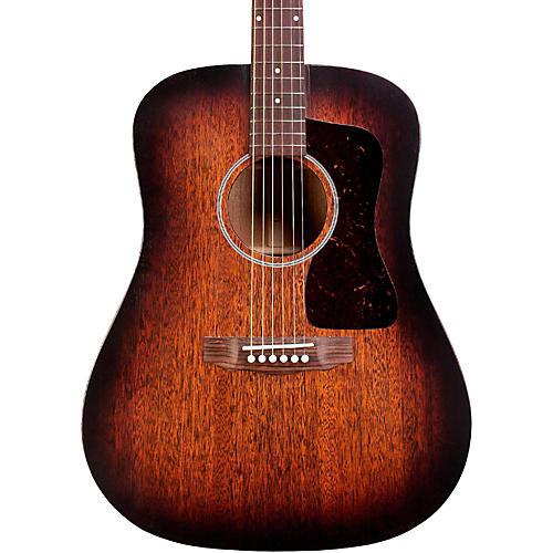 Open Box Guild D-20E Dreadnought Acoustic-Electric Guitar